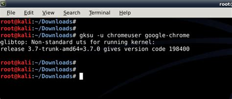 chrome kali linux how to install google chrome in kali linux part 3