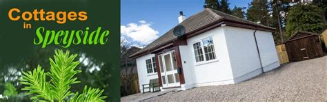 self catering cottages in speyside in the