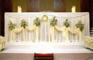 wedding backdrop buy aliexpress buy sale wedding backdrop stage curtain wedding backdrop wedding
