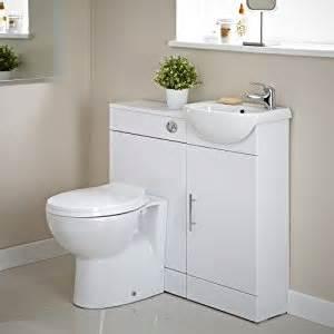 bathroom en suite vanity unit one tap basin sink and