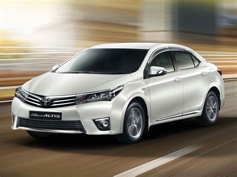 toyota in toyota launches the benchmark in d segment corolla