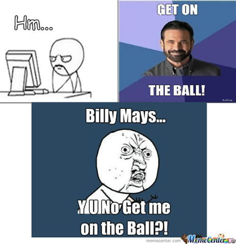 Billy Mays Meme - meme center braciddio posts