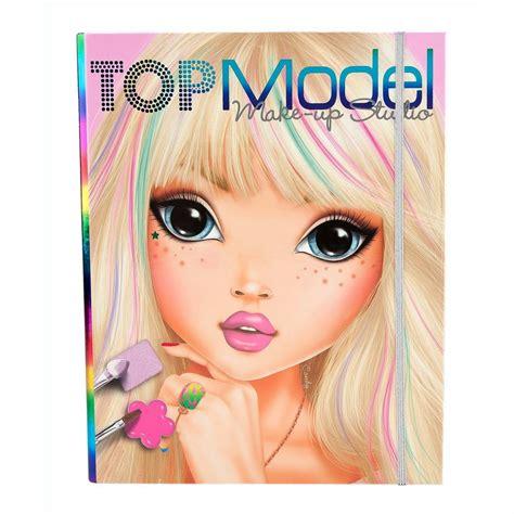 Carnet Top Model Dessin