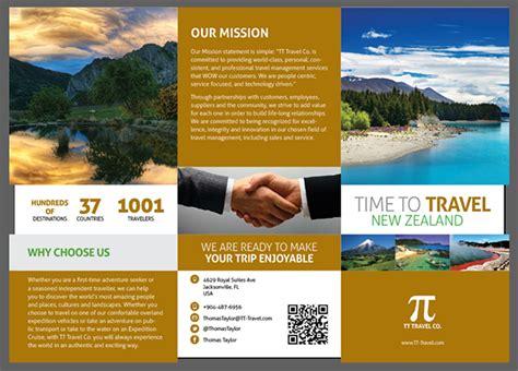 Brochure Templates Nz | 89 tri fold travel brochure tri fold travel brochure