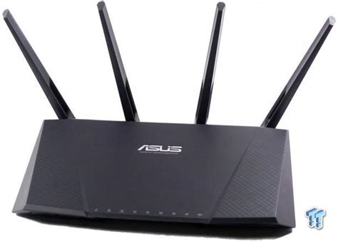 Router Asus Rt Ac87u asus rt ac87u ac2400 dual band wireless router review