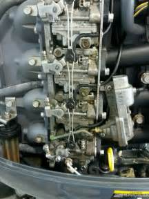 mercury 40 60 hp four stroke outboard carburetor