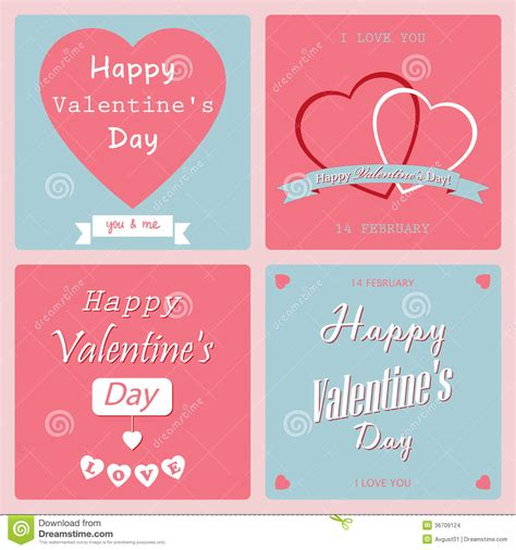 s day card create happy valentines day cards stock images image 36709124