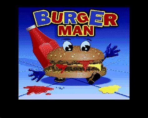 adventures in gaming burger amiga