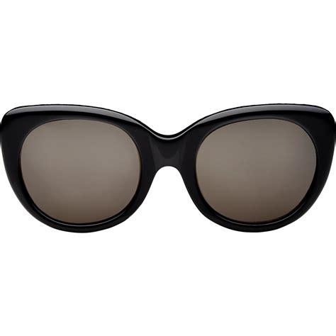 Sunglasses New Beckham 0113 beckham s modern cateye sunglasses in black lyst