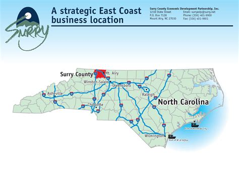 surry county nc maps and downloads to find your way