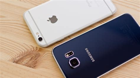 iphone   samsung galaxy  comparison macworld uk