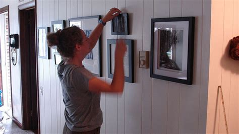 stick to wall without damage how to hang pictures without destroying your walls