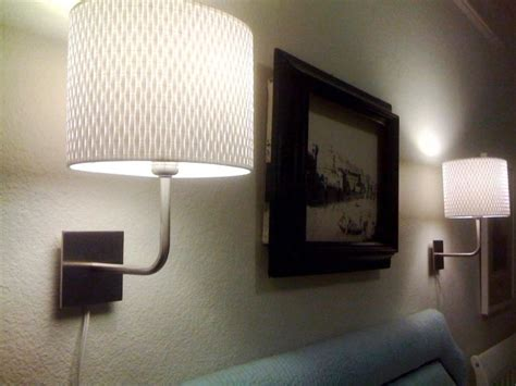 bedroom reflective wall lights fixtures on white with also