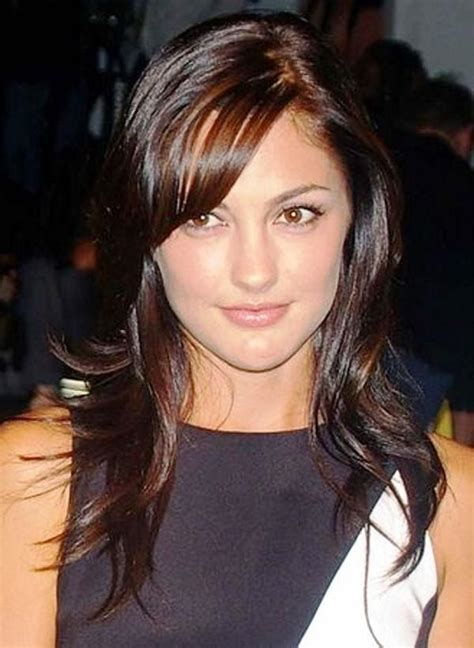 side swoop bangs hairstyle for black wan 30 awesome side swept bangs on long hair fashion