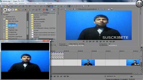 tutorial sony vegas pro 12 tutorial sony vegas pro 12 parte 6