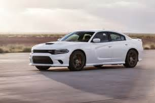 2015 dodge charger srt hellcat is world s most powerful sedan