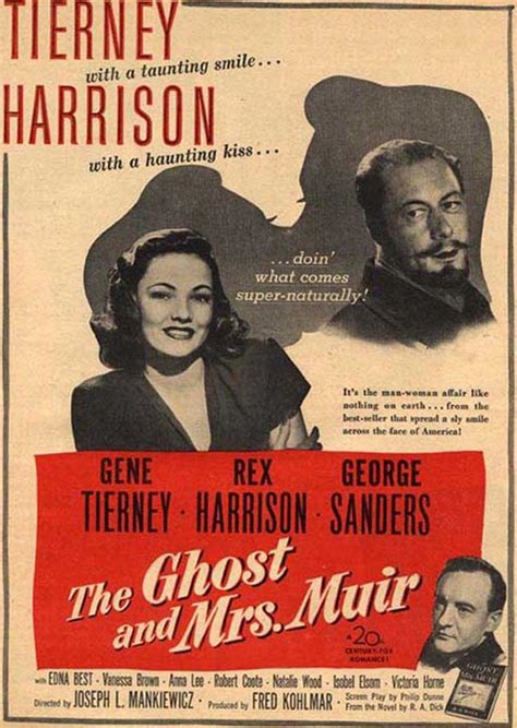 film the ghost and mrs muir 1947 movie posters the ghost and mrs muir 1947
