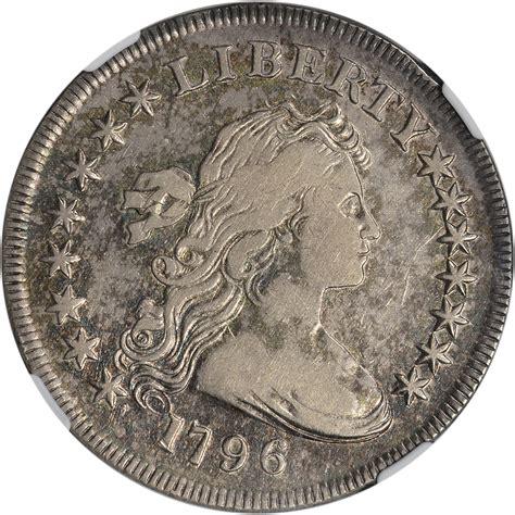 draped bust dollar 1796 us draped bust silver dollar 1 ngc vf20 ebay