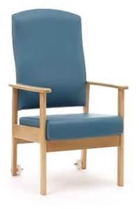 Reception Desk Chairs Cambridge Patient High Back Arm Chair Ukhealthcare