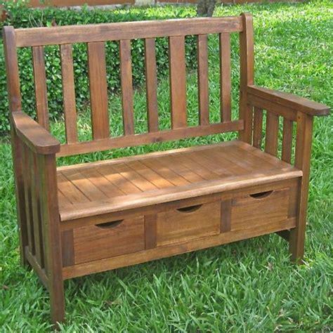 outdoor storage benches waterproof three drawer outdoor storage bench in outdoor benches