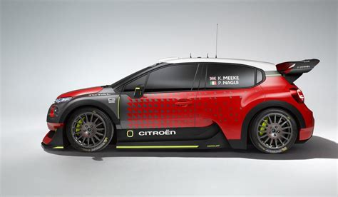 citroen concept 2017 citroen c3 wrc concept previews 2017 rally car