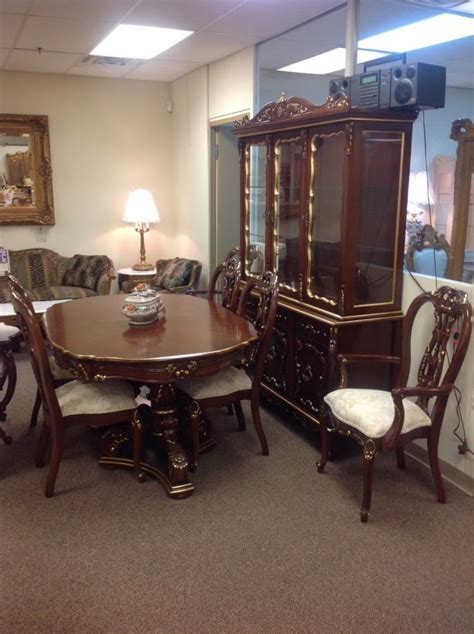 french provincial dining room carved wood french provincial dining room set