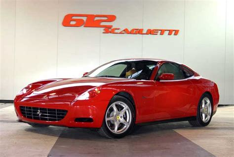 how to fix cars 2006 ferrari 612 scaglietti parking system 2006 ferrari 612 scaglietti information and photos momentcar