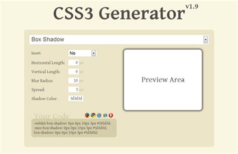 rgba color generator css3 tools from web design web design