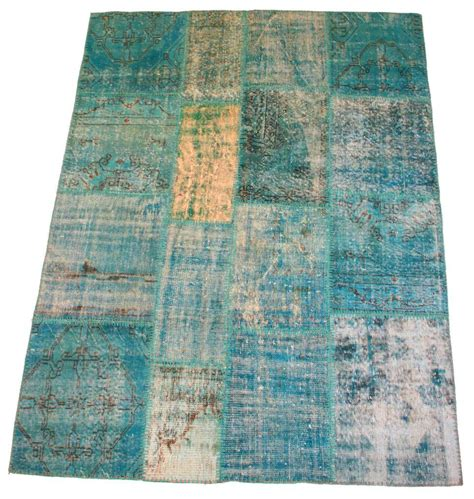 Carpet Patchwork - patchwork vintage carpet 230 x 170 cm patchwork rugs