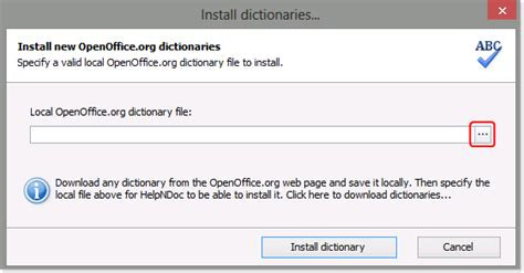 Open Office Spell Check Not Working by How To Install Dictionary Openoffice 3 4 Termrenmai1981