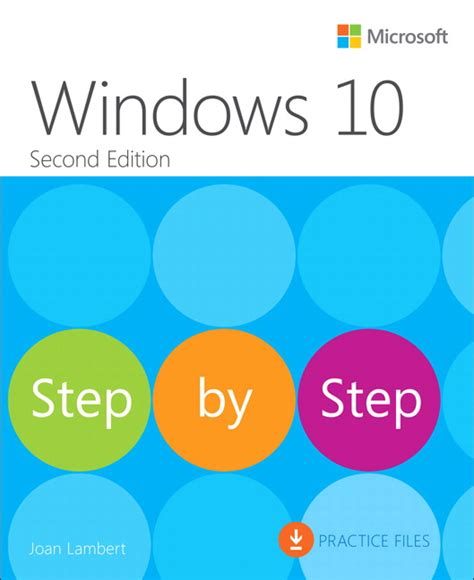 windows 10 step by step 2nd edition books lambert windows 10 step by step pearson