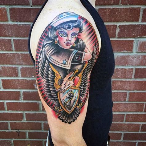 pin up girl tattoos for men 70 car tattoos for cool automotive design ideas draws