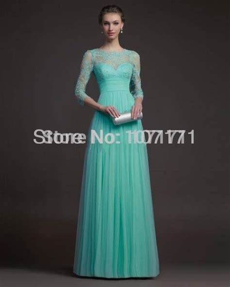 vestidos color chagne vestido color teal