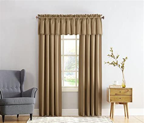energy efficient curtain rods sun zero barrow energy efficient rod pocket curtain panel