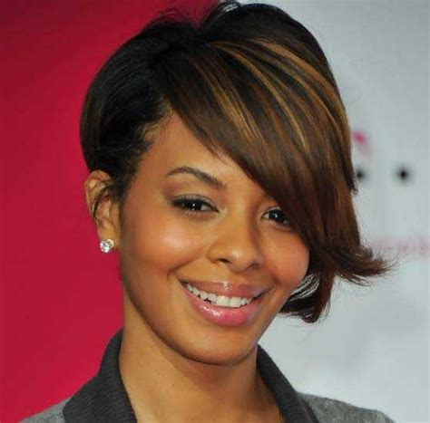 side swept hairstyles for black women top 6 short hairstyles for black women