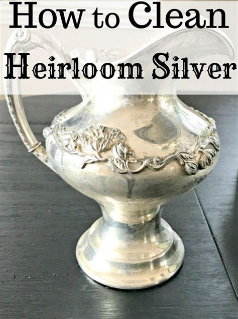 25 best ideas about clean sterling silver on