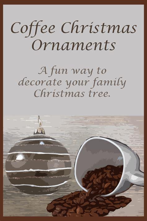 christmas themes for java coffee christmas ornaments christmas tree ideas net