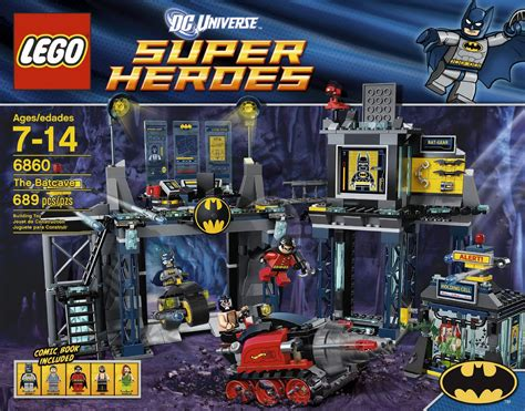 Lego 6860 Heroes The Batcave onetwobrick set database lego 6860 the batcave