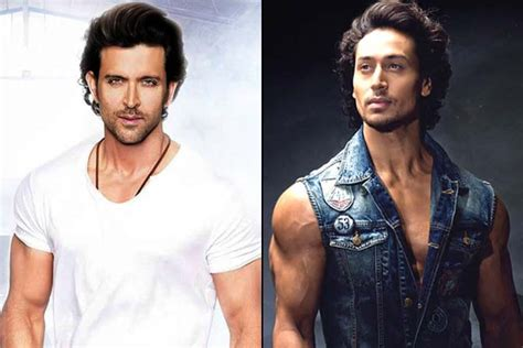 hrithik roshan jackie shroff hrithik roshan tiger shroff is the next big thing