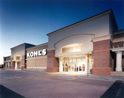 Kohls In Tx The Herrera Construction Development And