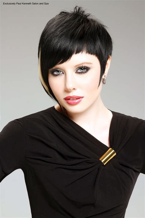 is a pixie haircut cut on the diagonal even though i m attempting to grow my pixie cut out i