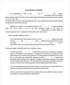 Room For Rent Agreement Template Free room rental agreement template 8 free word pdf free