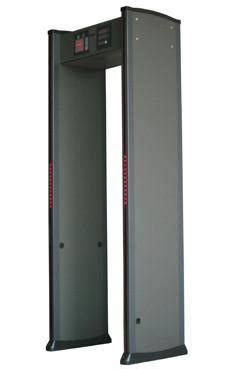 metal detector security doors china manufacturer