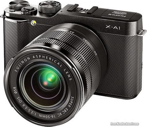 Kamera Fujifilm A1 fujifilm x a1 kamera prosumer setara dslr not angka lagu
