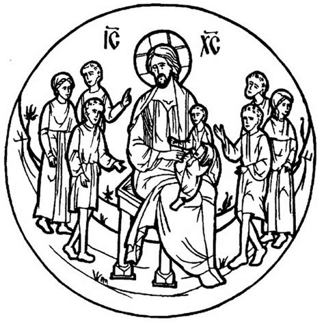christian icon coloring pages free coloring greek orthodox icons pages clipart best