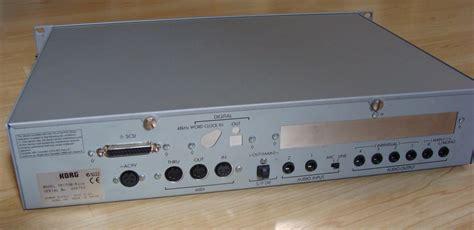 korg triton rack image 624182 audiofanzine