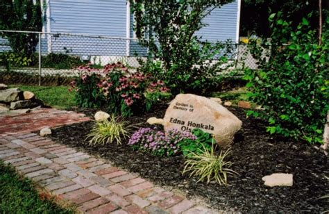 Memorial Garden Ideas Memorial Garden Search Jimmy S Memorial Garden Gardens Garden Ideas