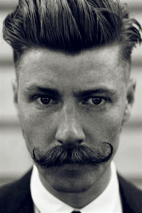 mens hair styles from 1920s america 25 best handlebar mustache styles to look sharp 2018
