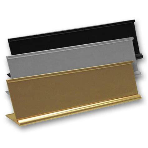 name holder for desk desktop office nameplate holders