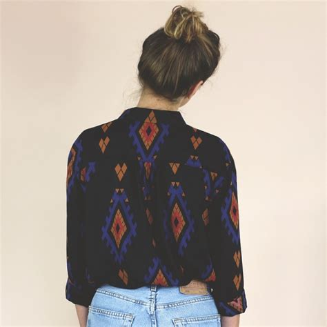 pattern chiffon shirt sewing pattern r 233 publique du chiffon blouse hedwige